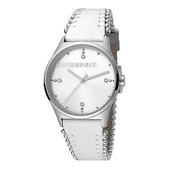 Esprit ES1L032L0015 Drops 01 Silver White Damenuhr