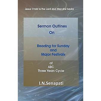 Sermon Outlines by Senapati & I.N.