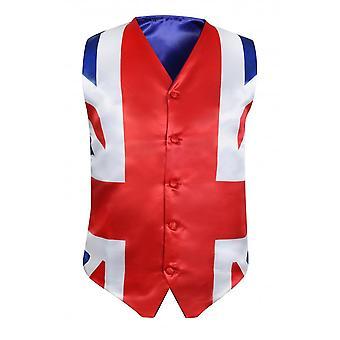 Union Jack Wear Union Jack Waistcoat