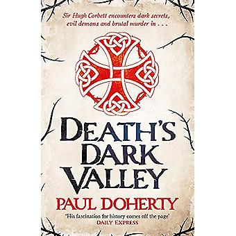 Death's Dark Valley (Hugh Corbett 20) di Paul Doherty - 9781472259158