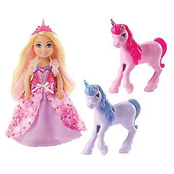 Barbie, Dreamtopia - Chelsea és egyszarvúak