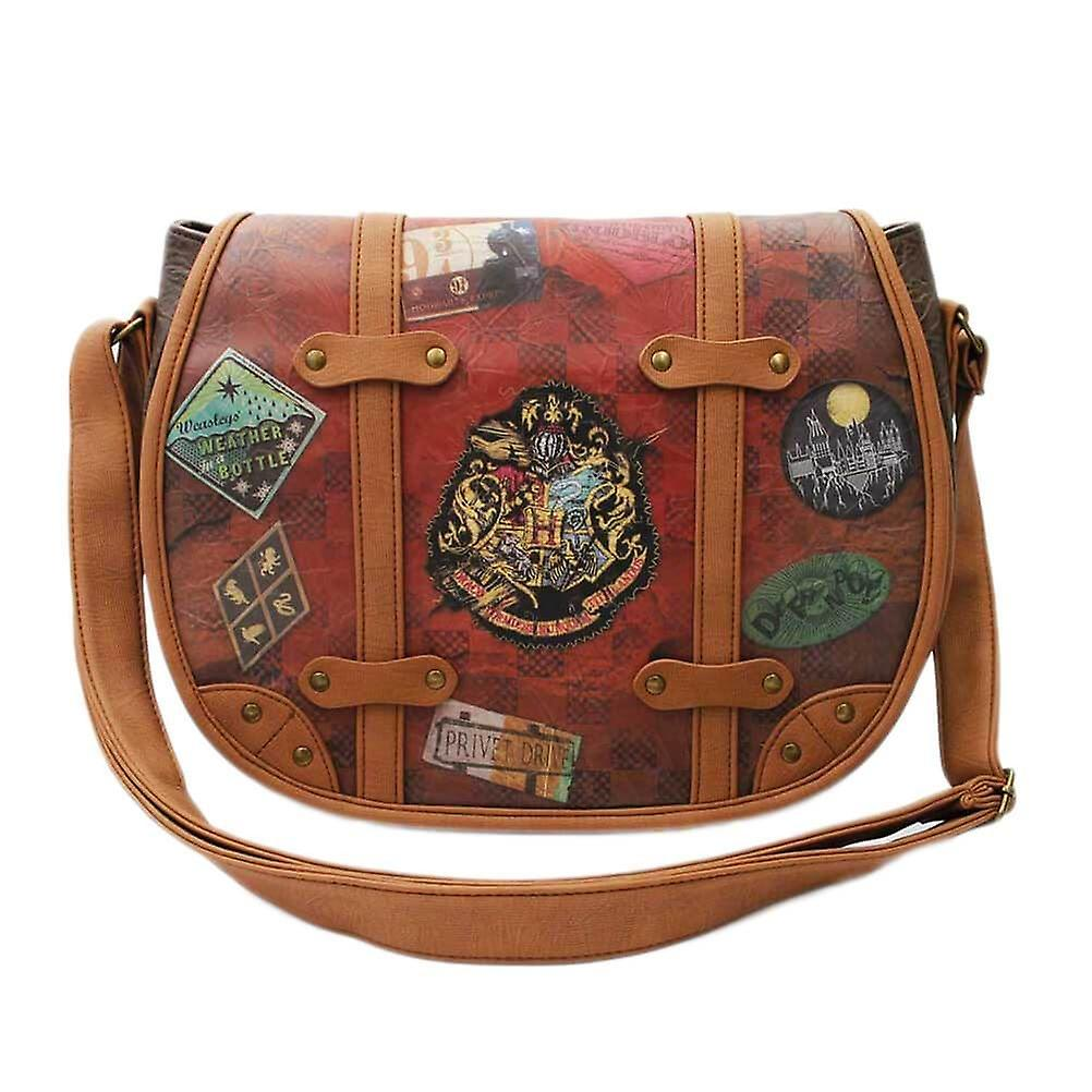 Harry Potter Hogwarts Trunk Messenger Väska