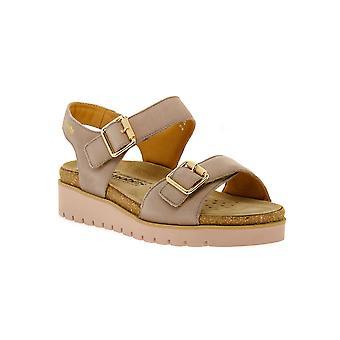 Mephisto tarina light taupe sandals