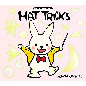 Hat Tricks by Satoshi Kitamura - 9781912650255 Book