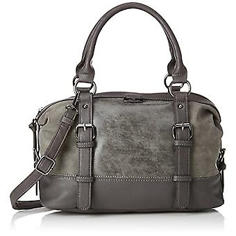 Tom Tailor 24418 Women's handbag 14x19x35 cm (B x H x T) Gray (Grey (grau 70)) 14x19x35 cm (B x H x T)