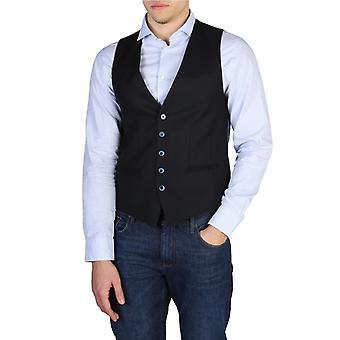 Man elastane sleeveless sweater vests th78807