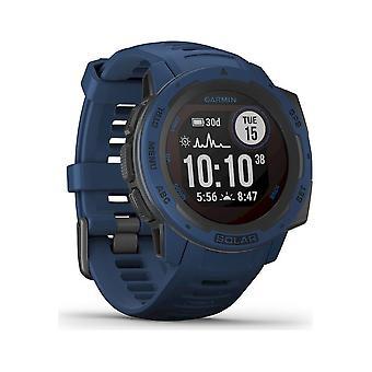 Garmin SmartWatch Unisex INSTINCT SOLAR Dark Blue 010-02293-01