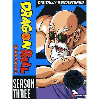DragonBall: Säsong 3 [DVD] USA import