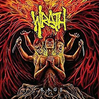 Wrath - Rage [CD] USA import