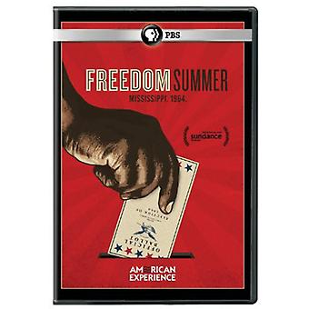 アメリカの経験: 自由の夏 【 DVD 】 アメリカ インポートします。