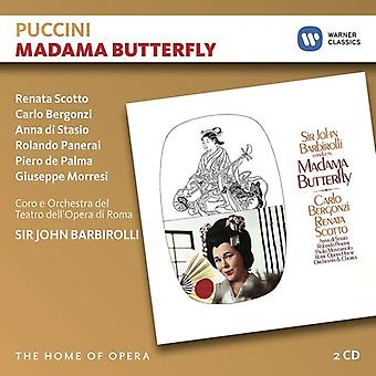 Barbirolli*John Sir - Puccini: Madama Butterfly [CD] USA import