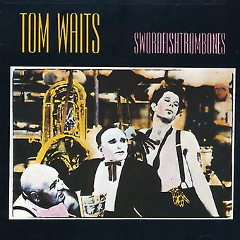 Tom Waits - Swordfishtrombones [CD] USA import