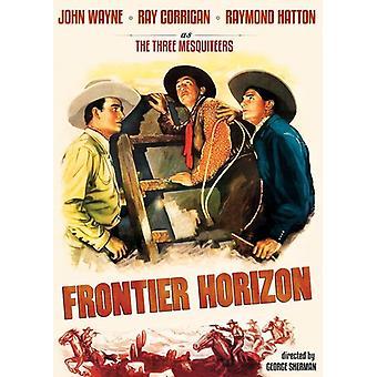 Grens Horizon (1939) [DVD] USA import
