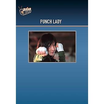 Punch Lady [DVD] USA import