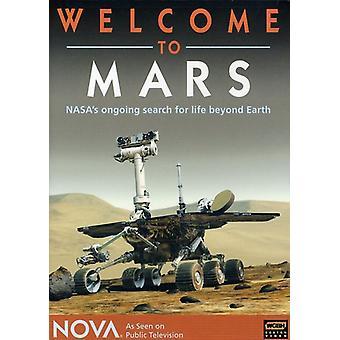 Nova - Nova: Welcome to Mars [DVD] USA import