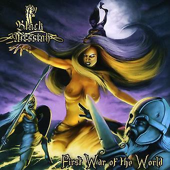 ブラックメシア - 世界 [CD] アメリカ インポートの最初の戦争