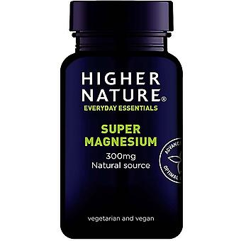 Higher Nature Super Magnesium Caps 30 (SMAG030)