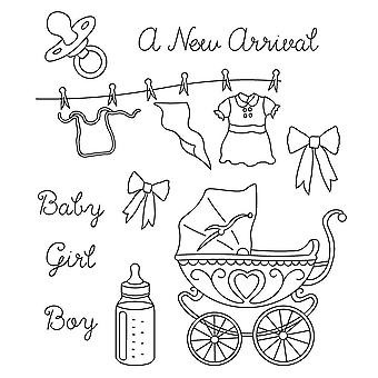 Claritystamp New Arrival Clear Stamps