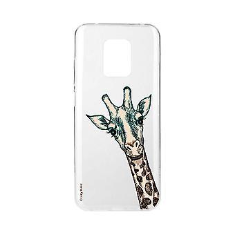 Casco para Xiaomi Redmi Note 9 Pro Cabeça de Girafa Flexível