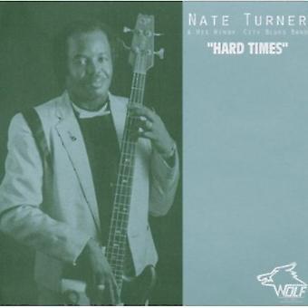 Nate Turner - Nate Turner & His Windy City Blues Band [CD] USA import