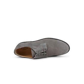 Madrid - Shoes - Lace-up shoes - 604_CAMOSCIO_GRIGIO - Men - gray - EU 41