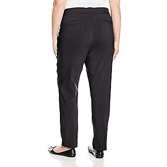 Briggs Women's Plus-Size Super Stretch Millennium Welt Pocket Pull On Career ...