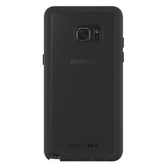 tech21 Samsung Galaxy Note 7 Evo Tactical XT Phone Case |Protection Rugged Heavy Duty Holster Cover Shockproof Full Body Cover | Scratch Resistant Non-Slip Bumper - Black