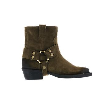 Bronx Ankle Boot Green 47272CC1605 shoe