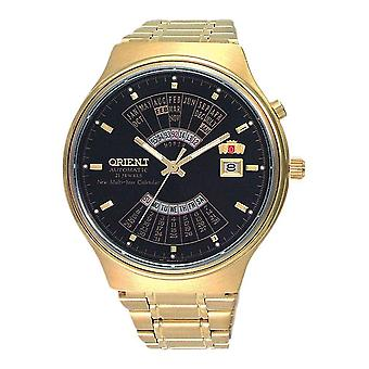Calendário multianão do Oriente FeU000008BW Relógio Masculino