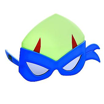 Party Costumes - Sun-Staches - TMNT Leonardo Blue New sg3437