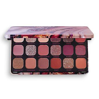 Make-up Revolution für immer makellose Lidschatten Palette - Allure