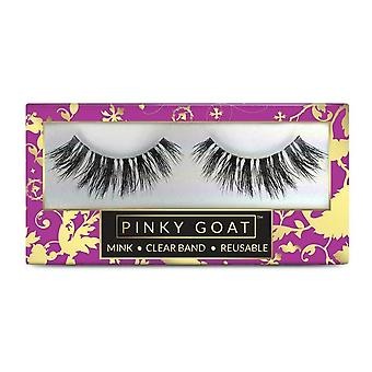 Pinky Goat Herbruikbare 3D Faux Mink Wimpers - Mais Lash voor Ultra Glam Occasions