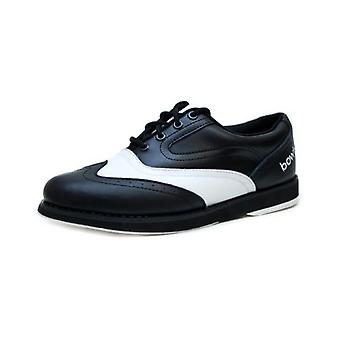 Bowling shoes Bowlio Strike-Classic in leather with microfiber sole