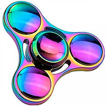 Multi-color Hand Spinner Fidget Zinc Alloy Metal Bearing Edc Finger Spinner