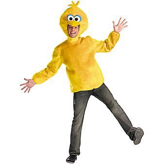 Big Bird Sesame Street Yellow Plush The Muppet Womens Mens Costume XL