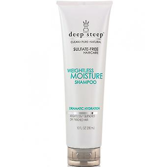 Deep Steep Weightless Moisture Shampoo, 10 oz