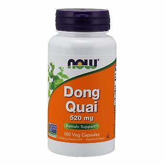 Nyt Foods Dong Quai, 520 mg, 100 korkkia