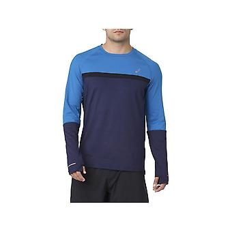 Asics Thermopolis Plus LS 2011A030400 running all year men sweatshirts