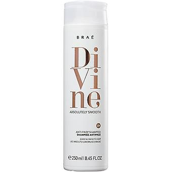 Brae divine absolutely smooth anti-frizz shampoo 250ml