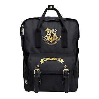 Harry Potter Hogwarts Black Premium Backpack