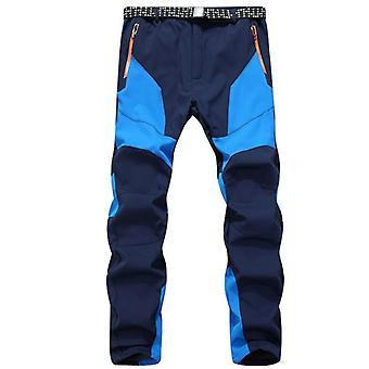 الرجال للماء، Windproof، الخريف، الشتاء الرياضة في الهواء الطلق تسلق السراويل المشي لمسافات طويلة