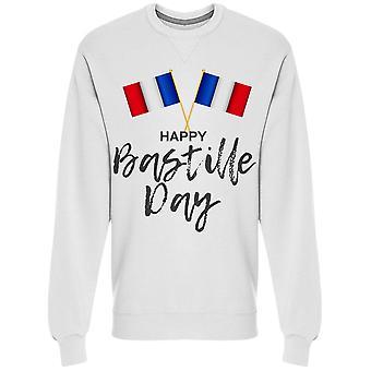 الباستيل يوم الأعلام الفرنسية بلوزة الرجال & apos;s -الصورة من قبل Shutterstock