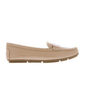 Calvin Klein Lassey Driver Kid Suede Beige E8887270 shoe