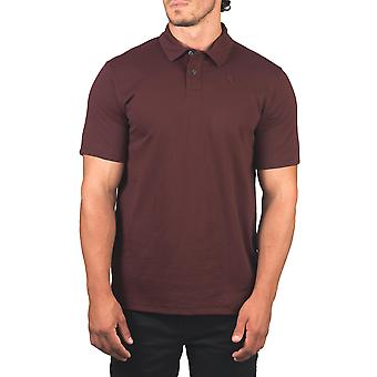 Hurley Dri-Fit Harvey Solid Polo Shirt in Mystic Dates