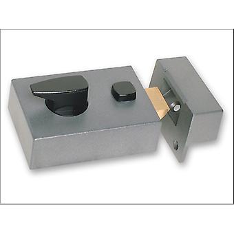 Sterling (Padlocks) Standard Deadlock Nightlatch Grey NLG101