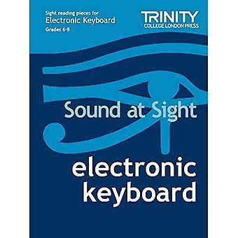 SOUND AT SIGHT ELECTRONIC KEYBOARD GRADE