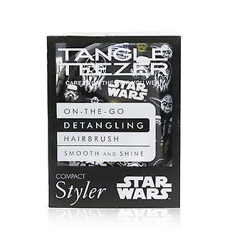 Compact Styler On-the-go Detangling Hair Brush - # Star Wars Multi Character - 1pc