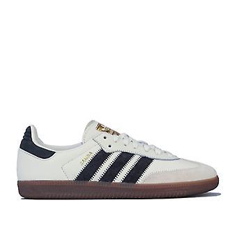 Hommes's adidas Originals Samba OG FT Trainers in White