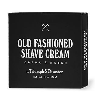 Old Fashioned Shaving Cream - Jar None