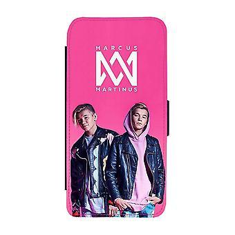Marcus & Martinus iPhone 12 / iPhone 12 Pro Wallet Case